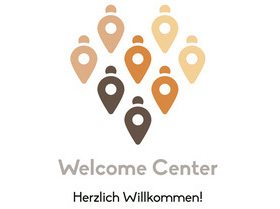 Logo Welcome Center der Region